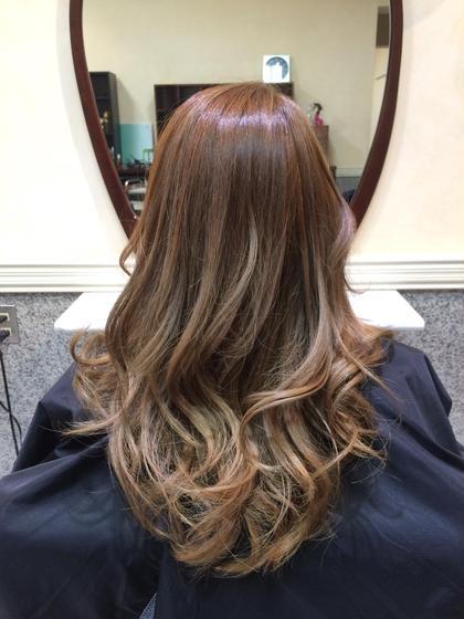 HELLOWS hair-standard所属・竹下雅一のスタイル