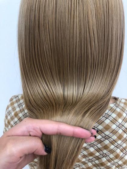 🌼最新髪質改善ヘアトリートメント🌼