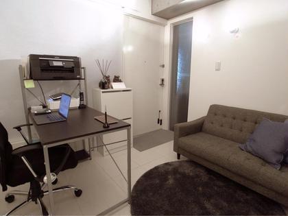 待合室です(^^) シンプルな空間となってますよ♪ あらかき接骨院所属・院長新垣樹のフォト