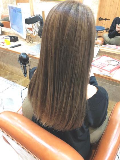 ✨髪質改善✨カット+オージュアトリートメント