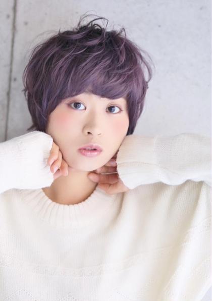 ラベンダー GOSSIP HAIR所属・◆ 早坂ケースケのスタイル