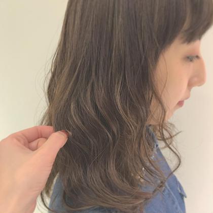 highlight × beige EARTH長岡店所属・河田有里紗のスタイル