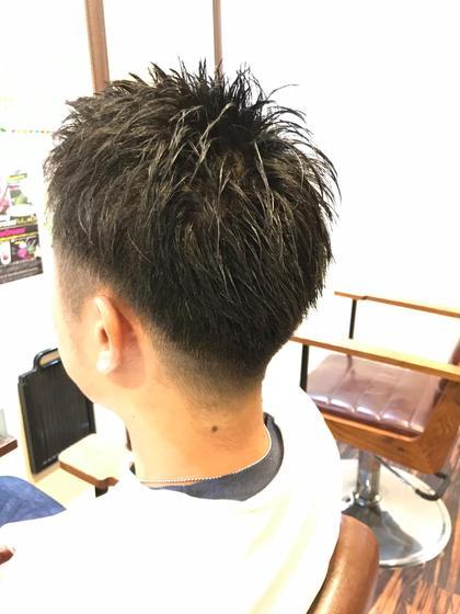LAVIEREbyR-EVOLUT所属・上岡星矢のスタイル