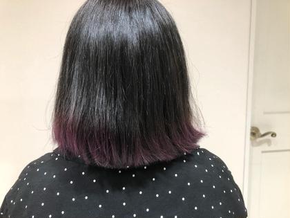 EARTH西荻窪店所属・山田輝のスタイル
