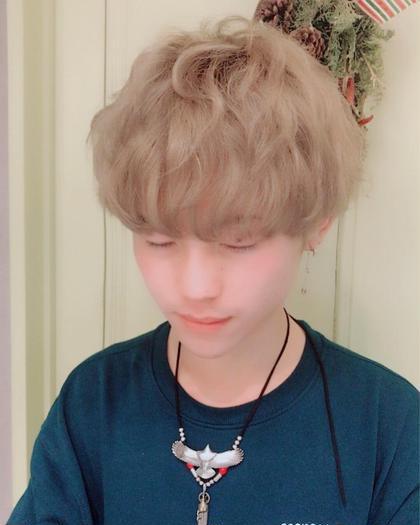 akari♡のメンズヘアスタイル・髪型