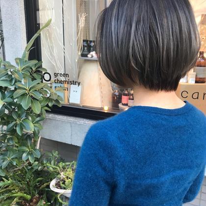 【✨初回限定ダメージ94%減+毛髪強度140%UP】ケアブリーチダブルカラー+最上級 TOKIO TR+似合せカット✨