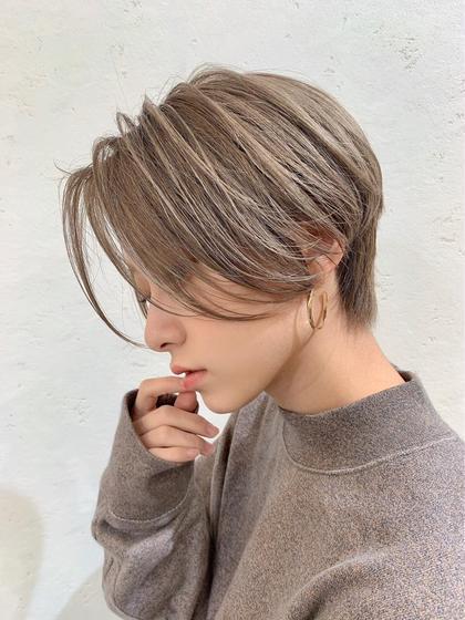 【3月限定クーポン】カット+艶髪イルミナカラー+TOKIOクイックトリートメント💖