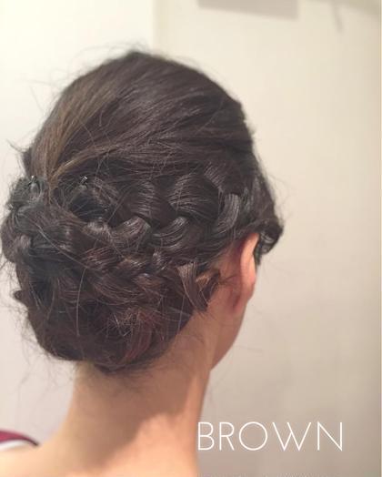お客様スタイル  土日はヘアセットが多かったですね! 平日はまだまだ予約が取れますので年末混み合うまえに是非お待ちしておりますね。  ヘアセット  4000円  #BROWN #brown#cut#color#hair#hairset #ブラウン#サロン#美容室#美容師#カット#カラー#パーマ#トリートメント#ヘアセット#ミルボン#MILBON#オルディーブ#グローバルミルボン#フォロワー#1万人以上の方 #カラーモデル #無料 #パリピ #スタッフ募集 スタイリストAilスタイリストのスタイル