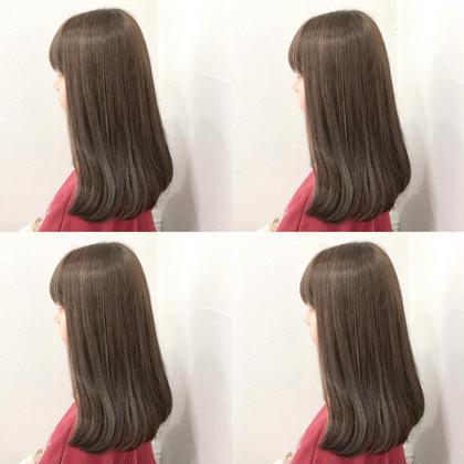 【当店オリジナル🦄】💗髪質改善シルクカラー➕髪質に合わせたシャンプー➕髪質改善ヘアエステ💗
