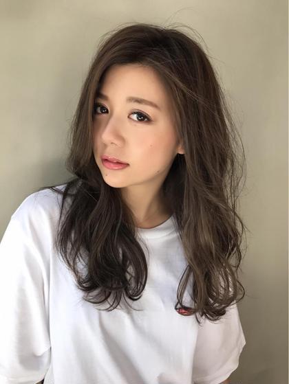 ❤️人気No.1❤️⭐️ミニモ春きゅん⭐️カット & 外国人風カラー & 2STEP水飴トリートメント