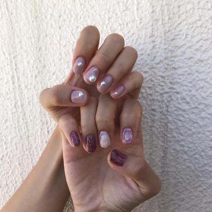 ネイル マツエク・マツパ instagram<< chipieee_nail_saya>>❤︎
