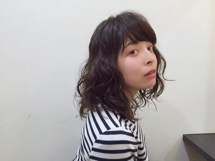 ゆるパーマ BLANCOスパイラル所属・鎌田実奈歩のスタイル