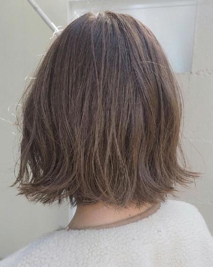 その他 ロング ☀夏を快適に過ごせる質感チェンジカット✂ ショート~ロングまで髪に立体感と動きをを与え ブローレスなスタイリングで格段に自宅での再現性が上がります◎