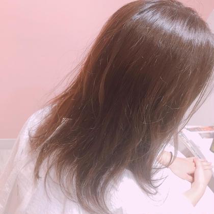 アッシュベージュ Alushe  錦糸町店所属・前田恵夢のスタイル