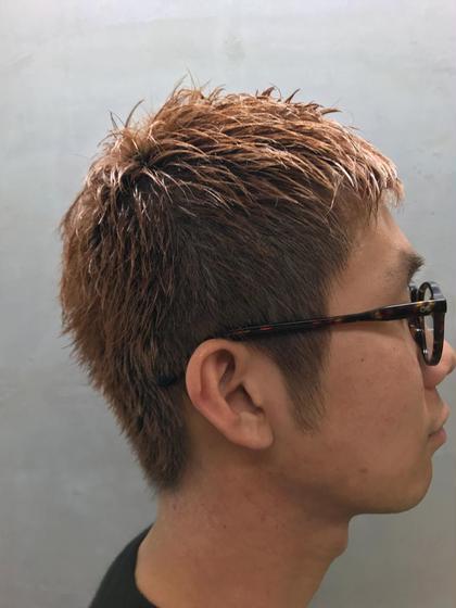半端ボーズ Lmano所属・倉田晋吾のスタイル