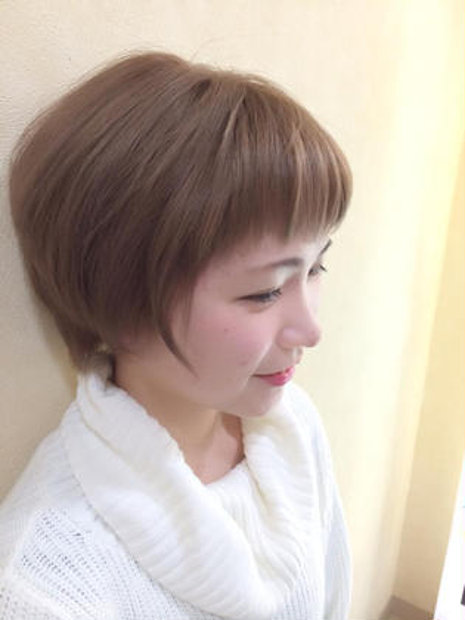 hair make  wise-be所属・瀧本あかねのスタイル