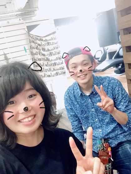 「お手入れ楽チン❣️」✨前髪カット+前髪パーマ+潤いトリートメント✨