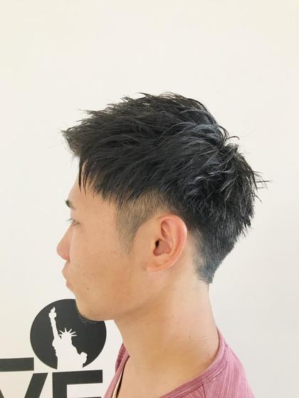 NYNY姫路店所属・上長祐輝のスタイル