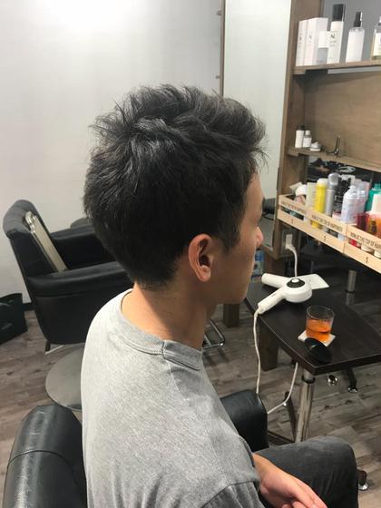 野田俊宏のメンズヘアスタイル・髪型