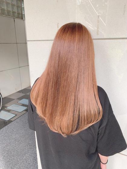 ✨ダメージ徹底補修したい方におすすめ✨ 驚異の2ヶ月もつ 髪質改善トリートメント