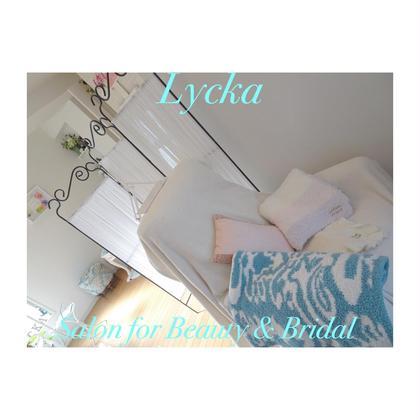 店内をご紹介❤️リッカ大阪店は ゆったりとくつろいで頂ける プライベートサロンになります☺️  施術後の、ドリンクサービスもありますよ Lycka所属・Lyckamiki・akinaのフォト
