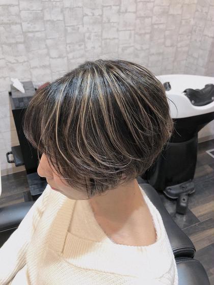 ✩4月まで限定✩ミニモ限定モデル料金✩PROGRESSバレイヤージュ&髪質改善トリートメント✩19時からのご案内です!!