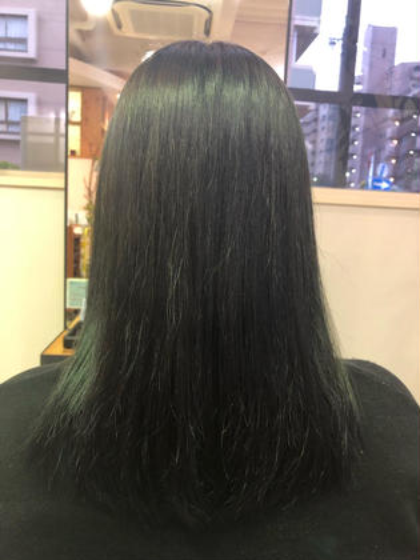 🏴☠️髪のダメージ撲滅カット+トリートメント