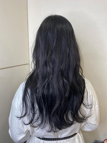 🌸黒染め·暗髪カラー🌸口コミ投稿でトリートメント付き!!