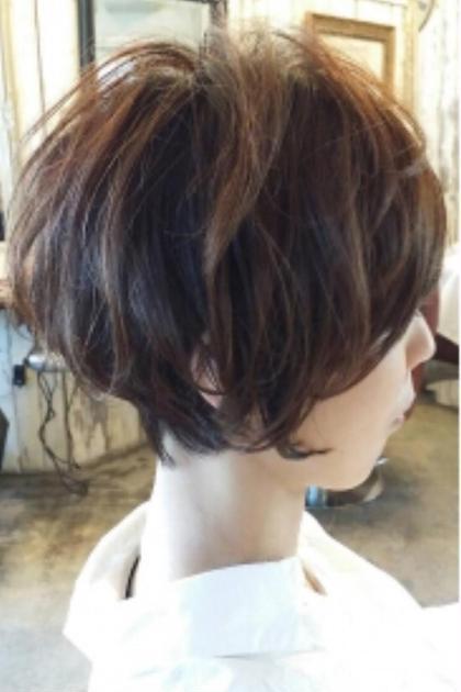 トップのボリューム感と空気感を大切に無造作な動きのある中にもメリハリ感をだしたスタイルです!  お手入れも簡単にできるのでオススメです☆ Matirda hair saron所属・JohnMatirdaのスタイル