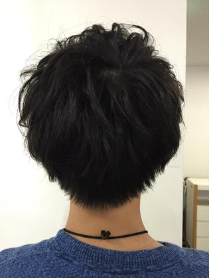 MASHU  GRANDVASE所属・茨木麻友子のスタイル