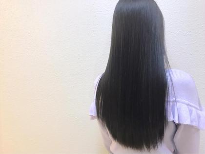 カラー&TOKIOトリートメント hair   LORAN所属・hairLORANのスタイル
