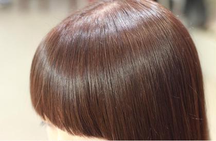 【縮毛矯正】 デリハで人気の部分縮毛矯正をミニモ価格で新提案🎶 前髪矯正×栄養補給×前髪カット×TR