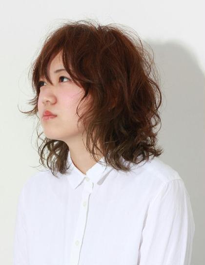 ZEEN CHEREW所属・奥村妙子のスタイル