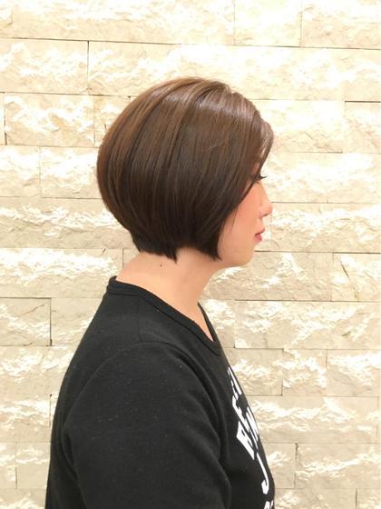 hairdo津田沼店所属・嶋田有沙のスタイル