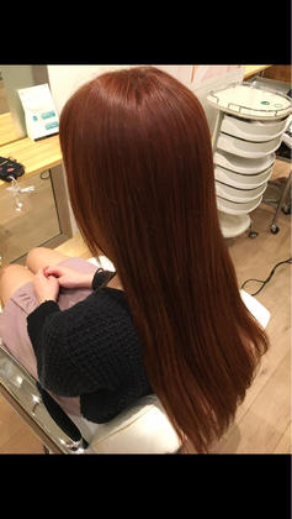 CONTRAST HAIR所属・増子祐馬のスタイル