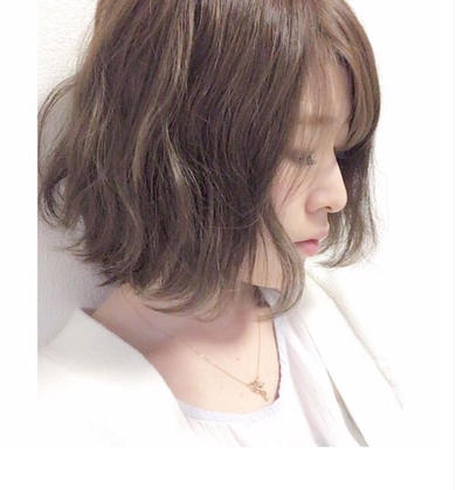 カット & 縮毛矯正&トリートメント
