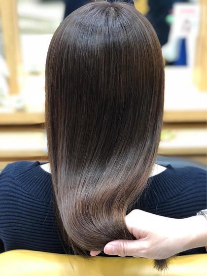【美髪・艶髪・髪質改善】カット+プレミアムトリートメント