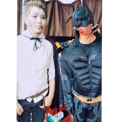 キッズ ヘアアレンジ ハロウィンの日はハロウィン仮装営業しました♥