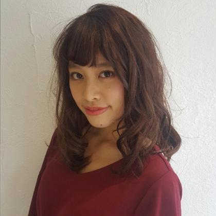 ゆるふわカールスタイル hairmakehidamari所属・齋藤和弘のスタイル
