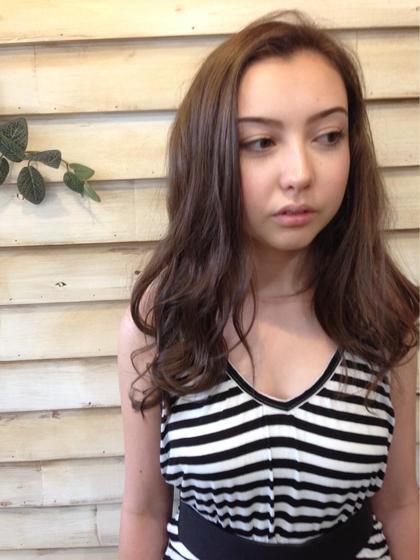 hair&makelamp梅田茶屋町店所属・hair&makelamp梅田店のスタイル
