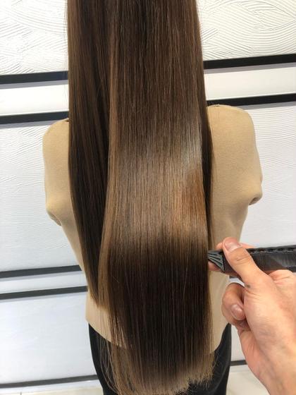 ❤️4月限定❤️美髪整形‼️髪質改善トリートメント+カット❤️