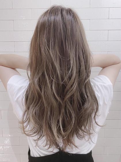 💖9月末迄限定💖イルミナカラー➕カット➕🌿髪質改善TOKIOトリートメント🌿