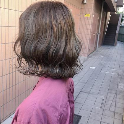 8月限定価格☆ハイライト&アドミオカラー