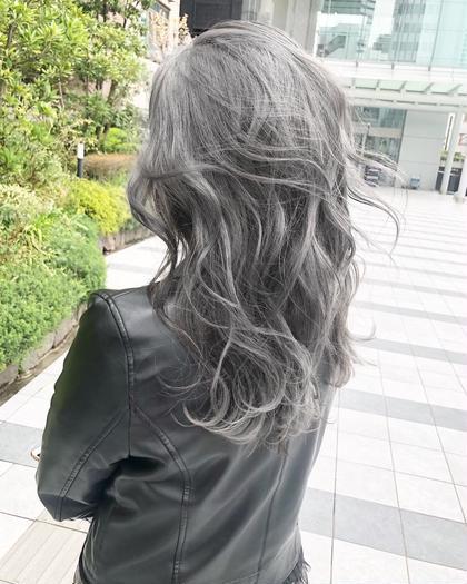 ❣️人気No1❣️透明感カラー&トキオトリートメント&ヘッドスパ
