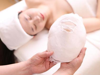 💟小顔コルギ&石膏パック💟60分      クレンジング、肩/首/デコルテ、小顔コルギ、      石膏パック仕上げ