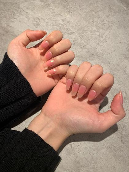 HAND オフなし ミラーネイル