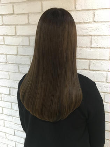 ✨✨サイエンスアクアカラー✨✨最上級の髪質改善カラー‼️ほめられヘア‼️