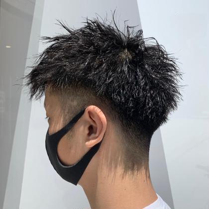 【 メンズ限定人気メニュー 】ツイストパーマ