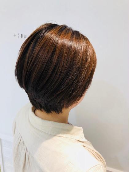 🌈テレビで話題の髪質改善ヘアエステ 酸熱トリートメント 潤コース(ハホニコトリートメントも付いているのでツヤツヤ仕上)