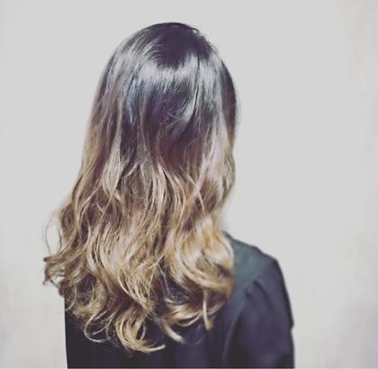 hair&makeUNIXIS所属・HAIR &MAKEUNIXISのスタイル